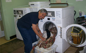 Self-Serve Laundry